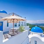 ギリシャのサントリーニ島が日本にもあった!?「ヴィラ サントリーニ」